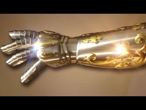 How to Make a Gauntlet (Armor Tutorial Version 2)