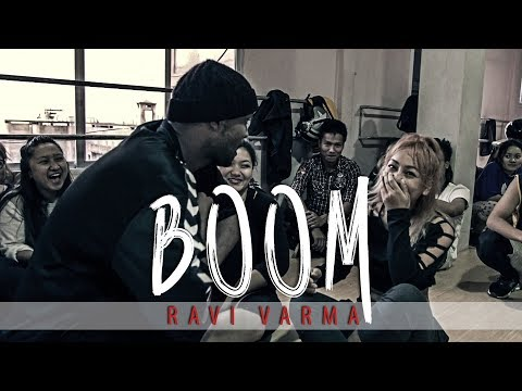 Boom - Snoop Dogg Ft. T-Pain | Ravi Varma | Souls On Fire 1