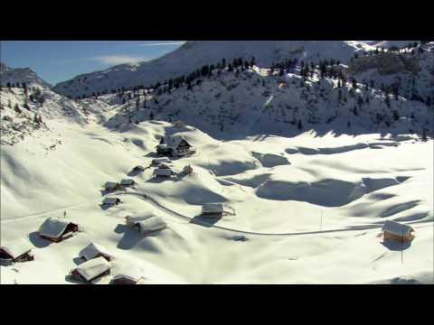 Winter in Südtirol