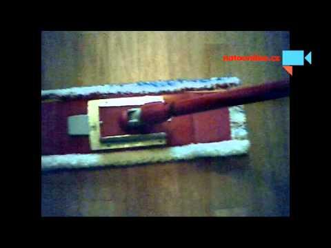 Magnetický mop - tři v jednom
