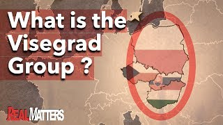 Visegrad Group, Europe, EU, Orban, Putin - Explained in 2 minutes. ▻ Subscribe to REAL MATTERS : http://bit.ly/2uQHX6B ...