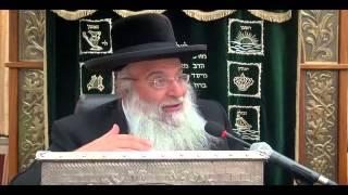 """הרב בניהו שמואלי – פרשת תרומה (ה'תשע""""ה)"""