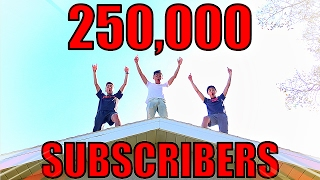 250,000 SUBSCRIBERS!! Q&A IrelandBoysProductions