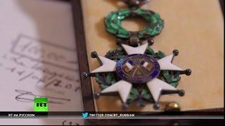 Супруги Маге лично вручат фамильные ордена отцу погибшего в Сирии Александра Прохоренко