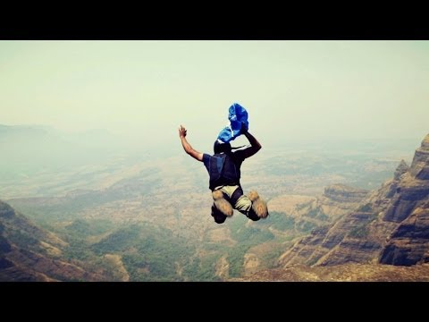 Base Jumping In India Video