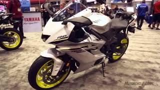 9. 2017 Yamaha YZF-R6 Revealed at AIMExpo