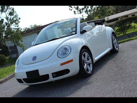 2007 VW Bug Convertible #611