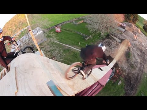Prepping to set BMX records - Dirt Dogs Ep 1