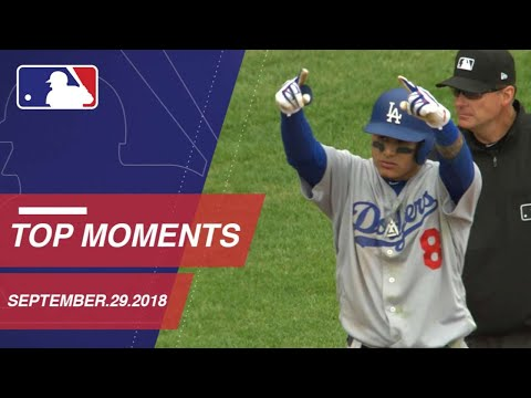 Video: Top Moments of the Day: September 29, 2018