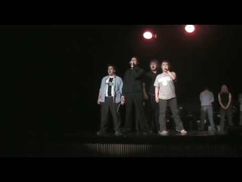 mcmaster University Math - From Mathemadness, the 2009 McMaster Engineering Musical. Still in the rough stages... lots of tweaking left to be done with the audio and video.