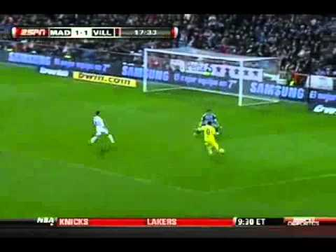 Video Real Madrid vs Villareal (4-2) All Goals & Highlights - 09/01/11 download in MP3, 3GP, MP4, WEBM, AVI, FLV January 2017