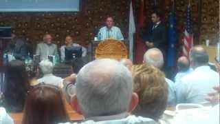 Fjala E Z.KADRI MANI Ne Promovimin I Librit AGONI E SHPRESA, Ne BKUK, Prishtine, 02.09.2011