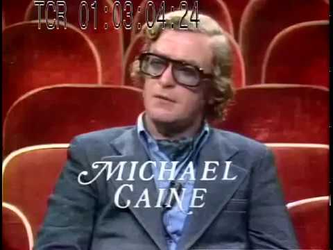 Michael Caine - 1973 interview