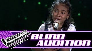 Video Angel - Don't You Remember | Blind Auditions | The Voice Kids Indonesia Season 3 GTV 2018 MP3, 3GP, MP4, WEBM, AVI, FLV November 2018