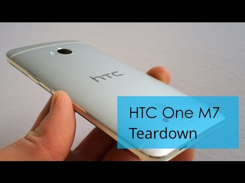 comment demonter htc one s