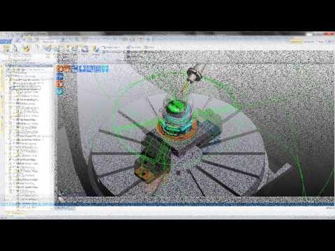Virtual CNC Machine Simulation & Verification | NCSIMUL Machine