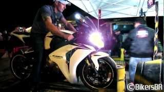 8. Honda CBR 1000RR Fireblade Top Speed - 335km/h on dyno!