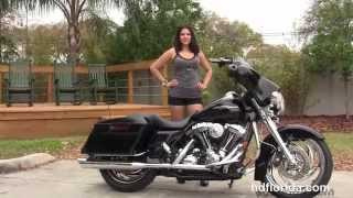 2. Used 2008 Harley Davidson Street Glide for sale in Seffner Fl