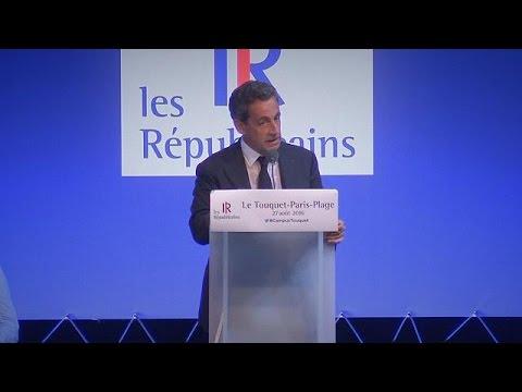 Γαλλία: Στην κορυφή της ατζέντας Σαρκοζί για τις προεδρικές εκλογές η απαγόρευση του μπουρκίνι