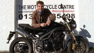 2. Used Bike Review (Triumph Speed Triple)