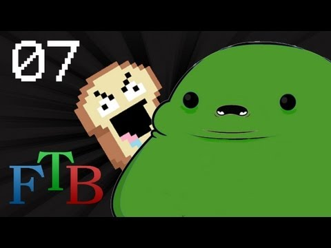 Feed The Beast W/ Sandwich Ep 7: Third Times The Charm!