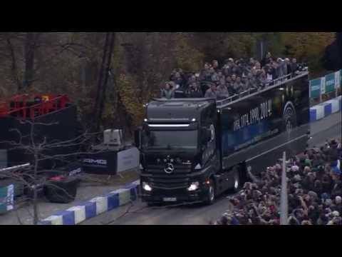 Mercedes-Benz Stars & Cars 2014