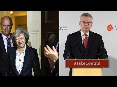 Βρετανία: Η «νέα Θάτσερ» επικρατέστερη διάδοχος του Ντ. Κάμερον