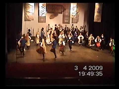 Igre iz Sumadije - KUD Dule Milosavljevic Cacak