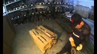 Видео Тест отрезного круга Abraflex  A-30 Standart BF 230x1,6х22,23