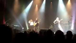 Steve Hackett, Lilywhite Lilith and The Knife Live @ the Space in Westbury, NY. 11/15/14 - YouTube