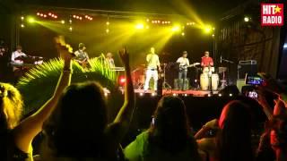 Ambiance showcase d'Ahmed Chawki au Morocco Mall avec HIT RADIO - 08/07/15