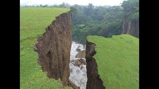 Flood, Landslide Heavy Rainfall In Pokhara  July 2017Music by NCS