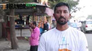 Tiranga Runner, Abhilash Tomy