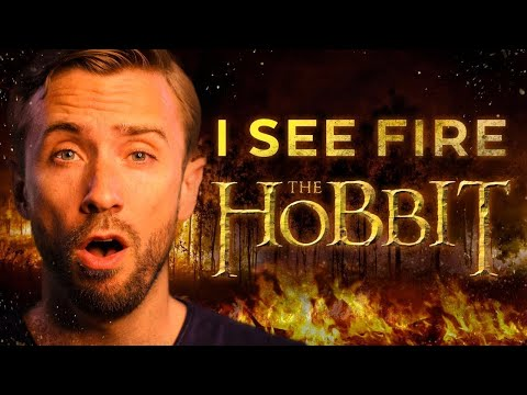 "Ed Sheeran  ""I See Fire"" Cover by Peter Hollens"