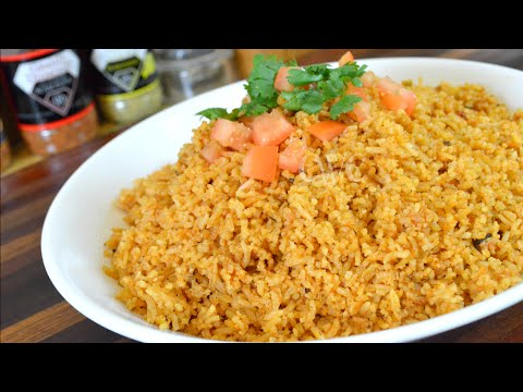How To Make Mexican Rice |How To Make Spanish Rice |Cooking With Carolyn