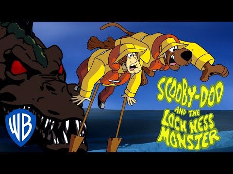 Scooby-Doo! and the Loch Ness Monster | First 10 Minute | WB Kids