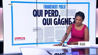 Subscribe to France 24 now:http://f24.my/youtubeENFRANCE 24 live news stream: all the latest news 24/7http://f24.my/YTliveENIN THE FRENCH PAPERS - Monday, July 17: There's a lot of praise for French President Emmanuel Macron after his weekend meeting with Israeli Prime Minister Benjamin Netanyahu. There's much less agreement on his tax reforms and plans to eliminate residency taxes for 80% of French households. In other news, France's political parties are broke after a bruising election period and French sports paper L'Équipe is all praise for Roger Federer after he wins his eighth Wimbledon title.http://www.france24.com/en/press-reviewVisit our website:http://www.france24.comSubscribe to our YouTube channel:http://f24.my/youtubeENLike us on Facebook:https://www.facebook.com/FRANCE24.EnglishFollow us on Twitter:https://twitter.com/France24_en