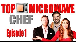 Top Microwave Chef - Ep. 1 - White Castle Sliders (PARODY)