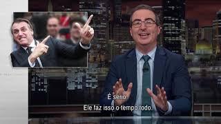 John Oliver falando das eleições no Brasil (LEGENDADO PT-BR)