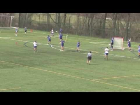 Goucher vs. Elizabethtown Highlights - 3/22/14
