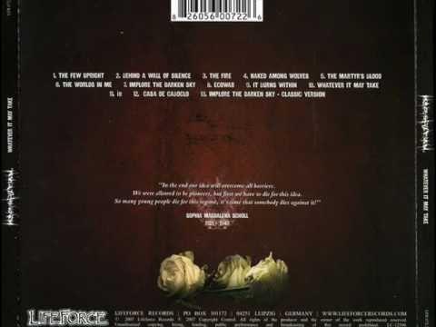 Heaven Shall Burn - Whatever It May Take Album