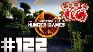 OVER-POWERED ASSASSIN! - Minecraft: Hunger Games w/Preston #122