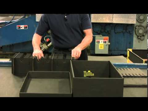 In-Plant Handler Assembly Instructions