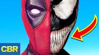 Video 10 Superheroes You Didn't Know Wore The Venom Symbiote MP3, 3GP, MP4, WEBM, AVI, FLV Juni 2019