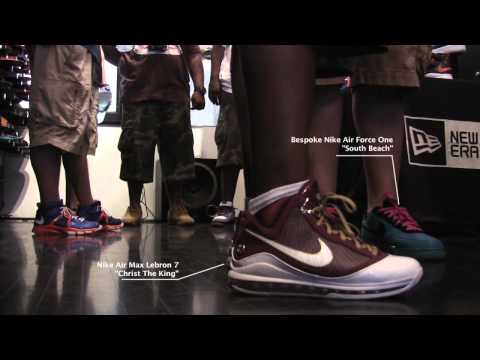 Air Jordan Showcase @ SneakerFriends Toronto 2011