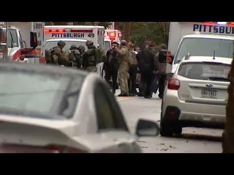 USA: Trauer und Entsetzen über elf Tote bei Angriff in Synagoge in Pittsburgh