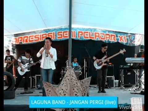 Laguna Band - Jangan Pergi (live)