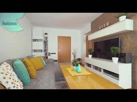 Video Prodej, byt 4+kk, Komenského ul., České Budějovice, OV, zahrada, balkon