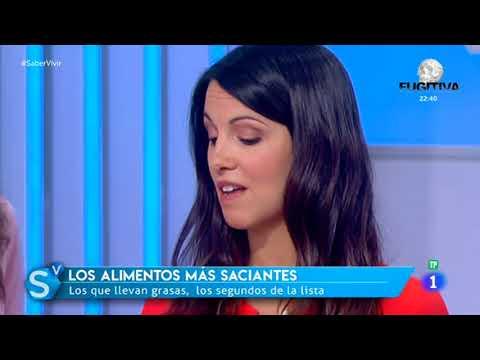 Elisa Blazquez, Nutricionista de iQtra Medicina Avanzada, sobre los alimentos saciantes