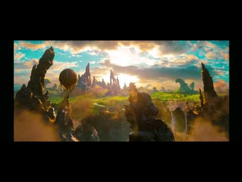 Oz The Great And Powerful Trailer HD